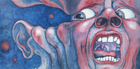 In the Court of the Crimson King by Barry Godber