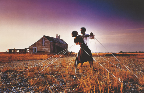 Pink Floyd Great dance songs Album cover by Hipgnosis