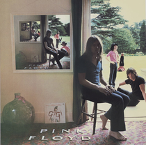 PinkFloyd Ummagumma Album Cover by Hipgnosis (Aubrey Powell ans Storm Thorgerson)
