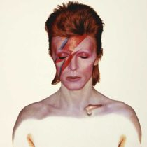 David Bowie Aladdin Sane album cover art print