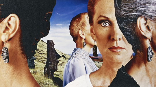 Styx album cover by Hipgnosis