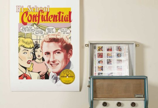 JerryLeeLewis_HighSchoolConfidential_AlbumCoverArtPrint