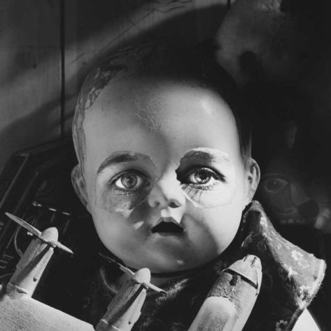 Lumiere and Son Doll © Hipgnosis Art print tirage d'art