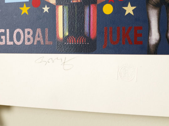PeterBlake_LiveAid_BobGeldoffSigned