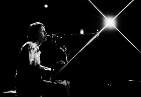 Paul McCartney, Live and let die photo by Hipgnosis art print tirage d'art