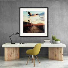 Pink Floyd The Later Years Box Set Art Print large